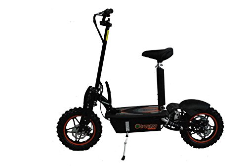 E-Scooter Scooter mit Sitz Elektro Elektroscooter Elektroroller Roller Klappbar 1600 48V Sport (Elektro-roller 1500w)