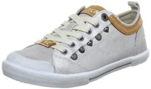 Yellow Cab BOOGIE W, Damen Sneakers, Silber (Silver), 40 EU