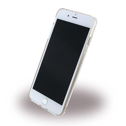Guess GUHCP7LCGPI 3D effekt TPU Schutzhülle für Apple iPhone 7 Plus rosa rosa