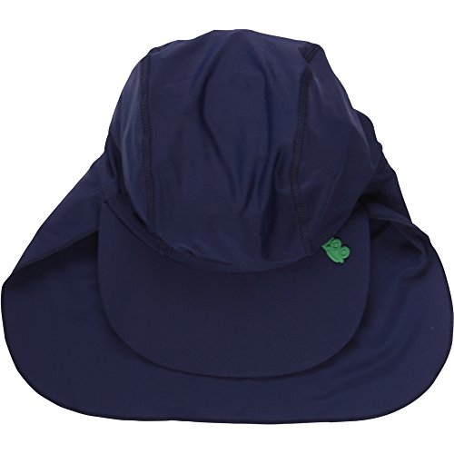 Fred'S World By Green Cotton Swimhat, Bonnet Bébé garçon, Bleu (Navy 019392001), Small (Taille Fabricant: 68/74)