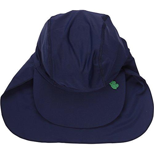 Fred'S World By Green Cotton Swimhat Bonnet, Bleu (Navy 019392001), Small (Taille Fabricant: 68/74) Bébé garçon