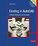 Product icon of Einstieg in AutoCAD: Perfekt Zeichnen und Drucken