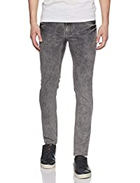 Newport University Men's Skinny Fit Jeans