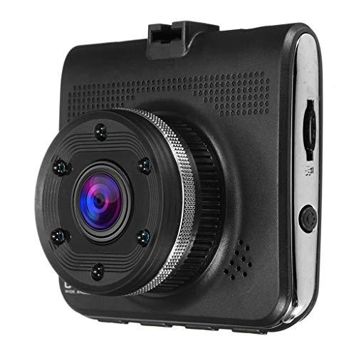 Vehículo del vehículo Cámara de la cámara 1080p HD Tablero delantero Grabador de seguridad Videocámara DVR