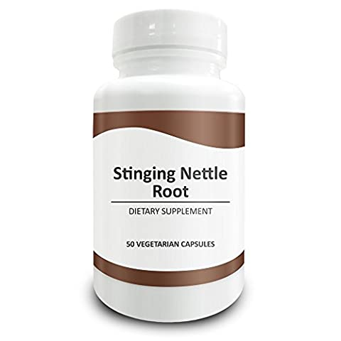 Pure Science Stinging Nettle Root Extract 500mg (300mg Standardized Extract