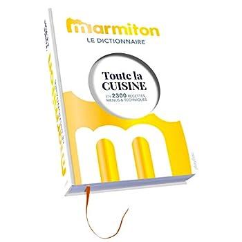 Marmiton Dico Édition 2020 - Toute la cuisine en 1 000 recettes