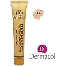 Dermacol Make-Up Cover (Fondotinta nascondere le cicatrici e tatuaggi) (212)