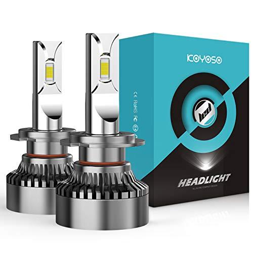 KOYOSO H7 LED Lampadine 20000LM 120W per 12V Automob