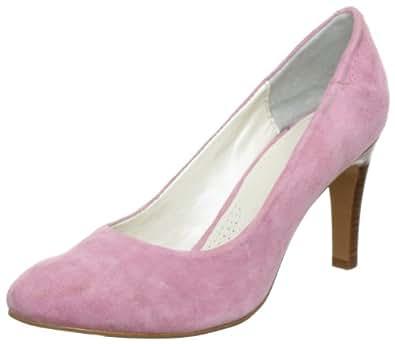 GANT Georgia suede old pink 46.42145C956, Damen Pumps, Violett (old pink), EU 35