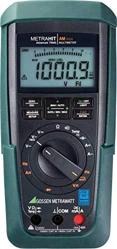 Gossen Metrawatt Multimeter digital Gmc Metrahit Tech TRMS-DMM