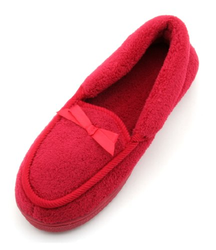 Slumberz, Pantofole donna Rosso (rosso)