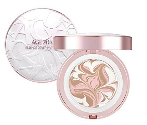 [AGE 20's] Essence Cover Pact 12.5g #23(include 1 Refill) Season 5 by Age 20's