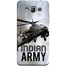 PrintVisa Designer Back Case Cover for Samsung Galaxy Core Prime G360 (indian army hallipad airy background)