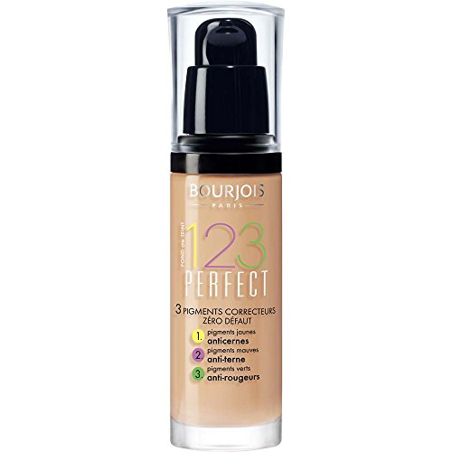 Bourjois 123 Perfect Base Maquillaje Tono 53 Light