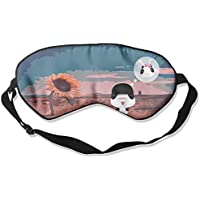 Comfortable Sleep Eyes Masks Funny Panda Pattern Sleeping Mask For Travelling, Night Noon Nap, Mediation Or Yoga preisvergleich bei billige-tabletten.eu