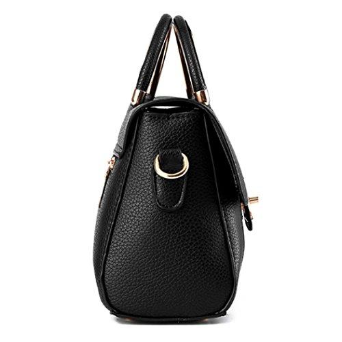 Borsa della borsa della borsa della borsa della borsa della signora della borsa della borsa di modo alla moda Hobo Bianca