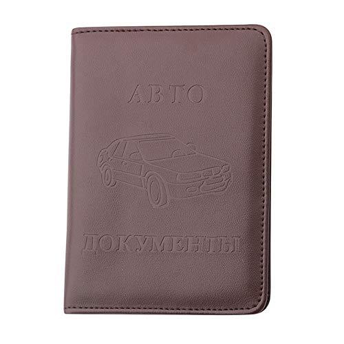 c78bef0e6a Beikoard -30% Portafoglio Porta Carte protettore Carta di Credito in Pelle  da Uomo Donna