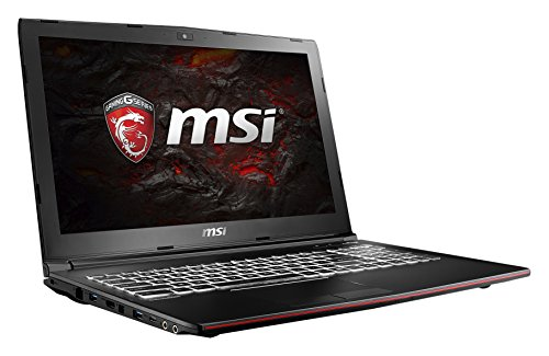 MSI Gaming GP62MVR 7RF(Leopard Pro)-400DE 2.8GHz i7-7700HQ...