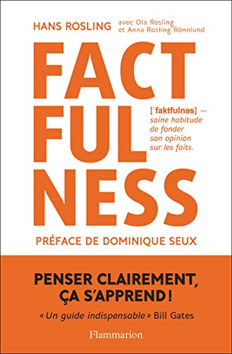 Factfulness (Essais) (French Edition) eBook: Rosling, Hans, Seux ...