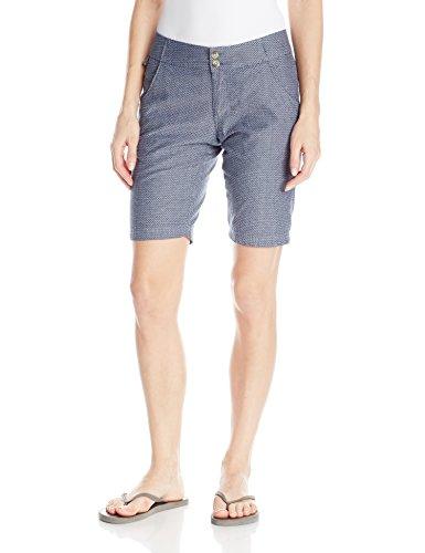 Columbia Sportswear Frauen Super Bonehead Shorts, Collegiate Navy/Dobby, 6 x 7 Frauen Shorts Von Columbia