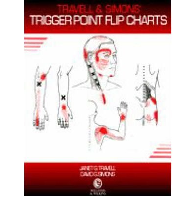 [(Travell and Simons' Trigger Point Flip Charts)] [ By (author) Janet G. Travell, By (author) David G. Simons ] [May, 1996]