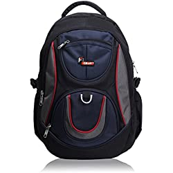 F Gear Axe 27 Ltrs Navy Blue Casual Backpack (1860)