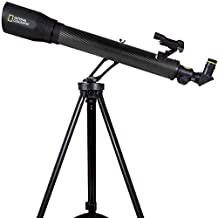 National Geographic 80-40070 70/700 Refractor Telescope Fixed - Black