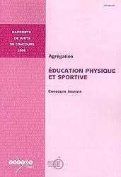 Agrégation Education physique et sportive : Concours interne