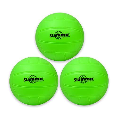 GoSports slammo Ersatz Ball (3er Pack), 9cm