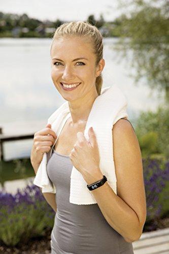 Beurer AS 80 Aktivitätssensor, optimale Aktivitätskontrolle und Schlafanalyse, Kalorienverbrauch, mit App - 7