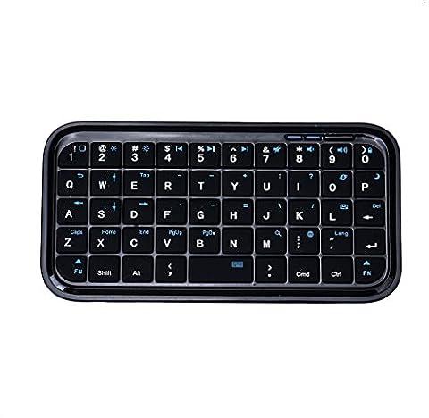 Tastatur, HARRYSTORE Praktische Mini Bluetooth Wireless Keyboard für iPad-Laptop PC Android