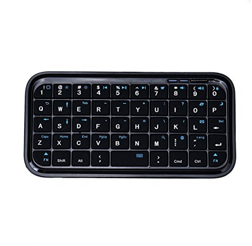 Tastatur, HARRYSTORE Praktische Mini Bluetooth Wireless Keyboard für iPad-Laptop PC Android Symbian S60