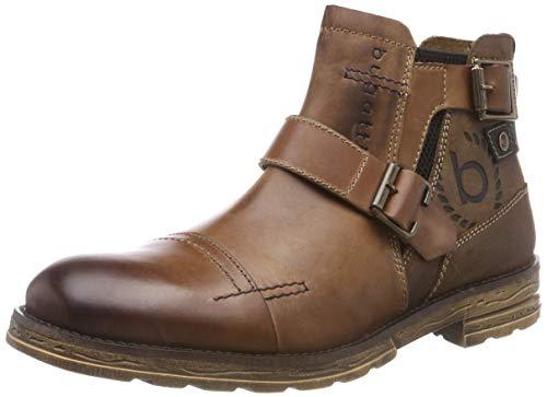 bugatti Herren 321612311214 Klassische Stiefel, Braun Cognac 6363, 42 EU