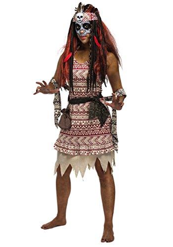 Voodoo Witch Women's Fancy dress costume X-Large