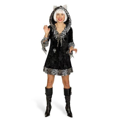 Kätzchen - Kostüm Damen - -