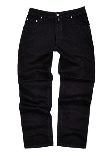 "Pierre Cardin Herren Stretch Jeans DIJON ""3231 122/01 122/05"" Comfort Fit Schwarz"