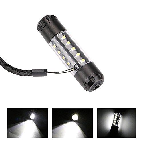 Cramberdy LED Mini Taschenlampe Tragbare Taschenlampe Taktische Taschenlampe Super hell LED Fackel Licht
