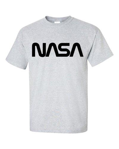 nasa-letters-logo-t-shirt-m-grau
