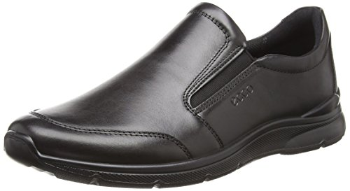 ECCO Herren Irving Slipper, Schwarz (Black 1001), 47 EU