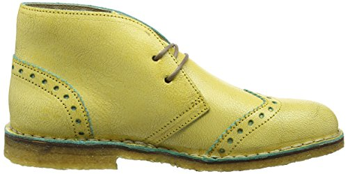 Fly London Cace927fly, Stivaletti Donna Giallo (yellowturquoise)
