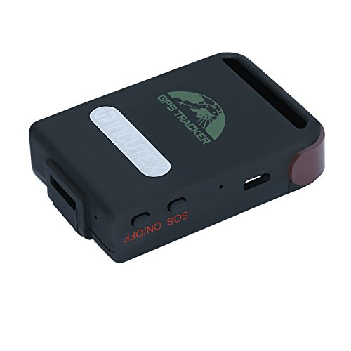 Incutex GPS Tracker TK104 Auto Fahrzeug Tracker GPS Locator car Tracker GPS Sender Auto Finder
