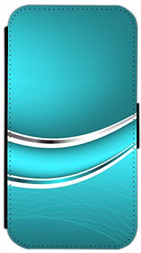 Flip Cover für Apple iPhone 6 / 6S (4,7 Zoll) Design 724 Feuerwerk bunt Hülle aus Kunst-Leder Handytasche Etui Schutzhülle Case Wallet Buchflip mit Bild (724) 709