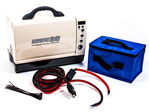 Preisvergleich Produktbild Mikrowelle für LKW und Busse mit Vorwahltasten,  7 Liter Volumen,  24V / 27A / 648W