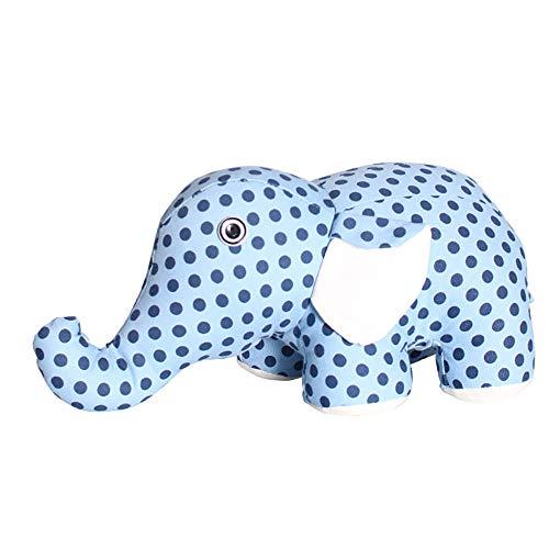 sdtdia Lovely Elephant Toys Elephant Almohadas Cojines Sofá Almohadas Elefante Relleno