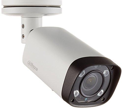Dahua ipchfw2320rz-ire Kamera Tube IP, 3MP, Ziel Vari Focal Motorisiertes 2,7~ 12mm, IR LED 60m, wasserdicht IP66, PoE, weiß/schwarz (Ziel Tube)