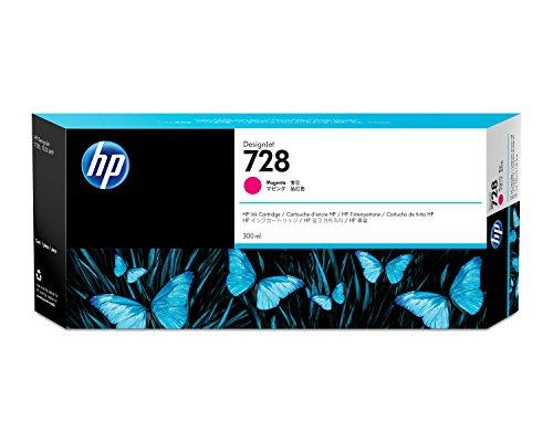 HP 728 F9K16A Cartouche d'encre d'origine Magenta