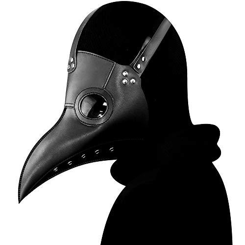oween Cosplay Maske, Game Harvest Day, Film- und Fernsehanimationsspiel Requisiten, Party, 30 * 25cm, 2 Farben. ()
