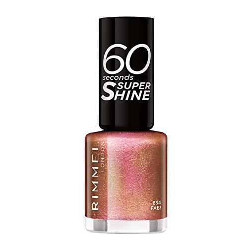 Rimmel Rimmel - Esmalte uñas purpurina 60 segundos