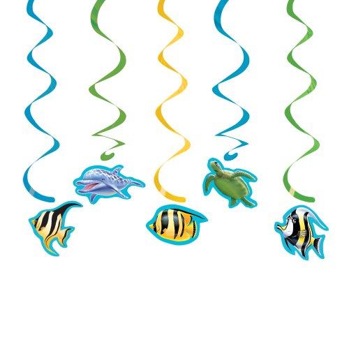 Creative Conversion Ocean 5 Fils Dizzy Suspensions à Suspendre Décoration de fête