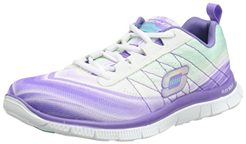Skechers - Flex Appeal Pretty Please, Sneakers da donna Viola (PRGR)